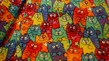 Vehicle Trash Bag - Rainbow Cats