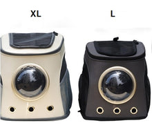 XL or L Pet Carrier Backpack