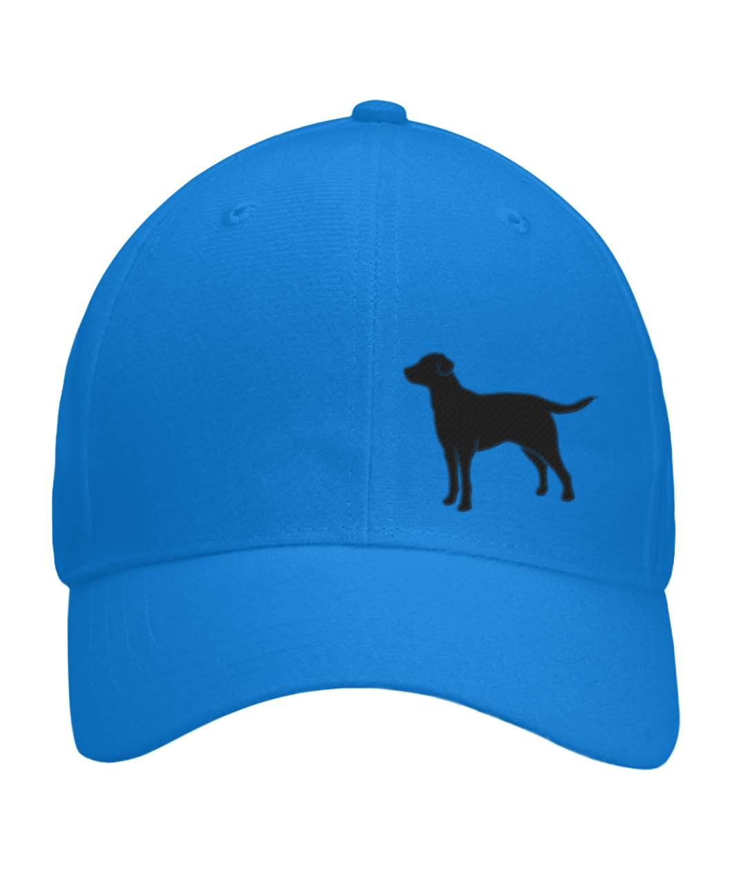 Labrador, Embroidered Fitted Cap