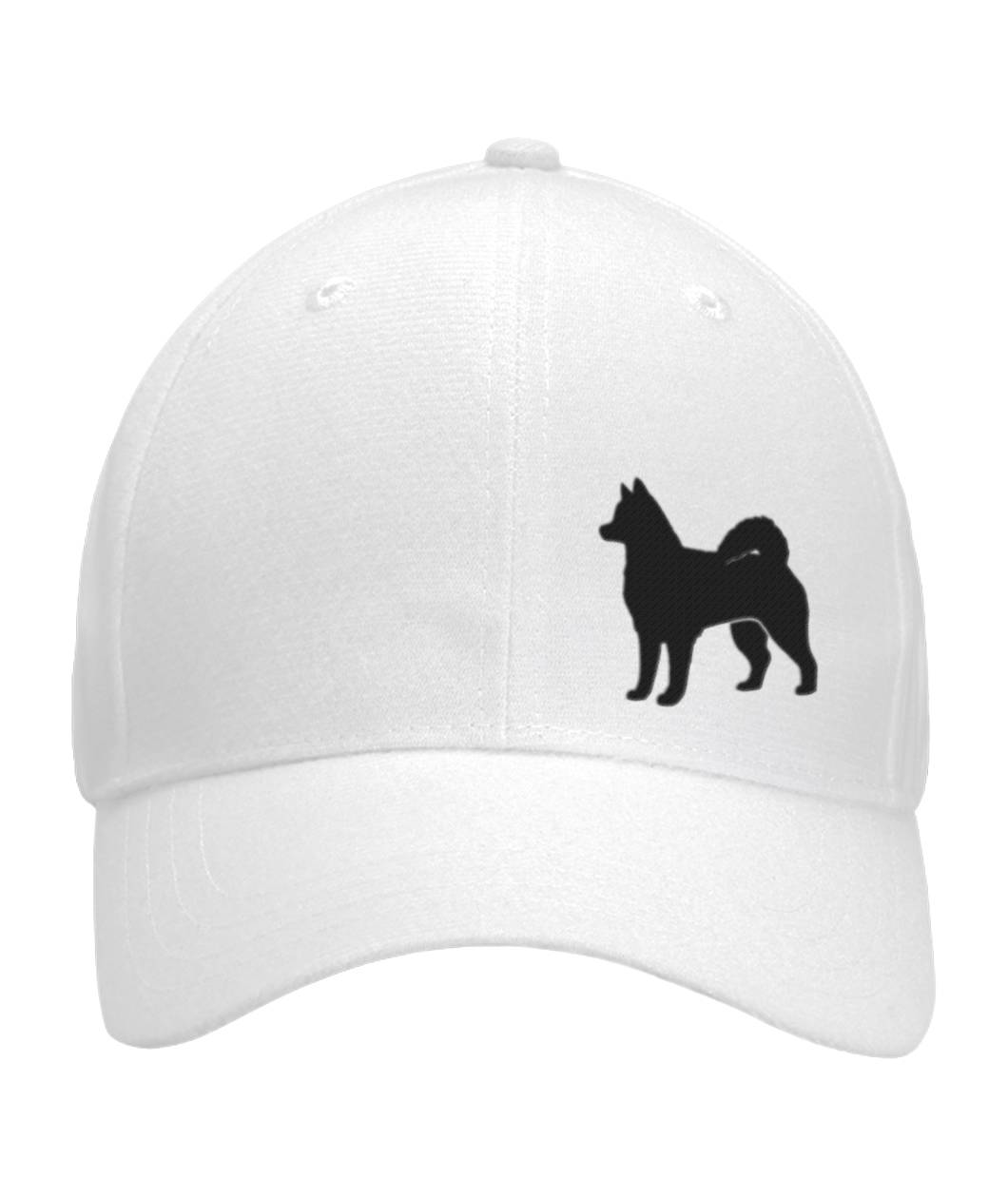 Husky, Embroidered Fitted Cap