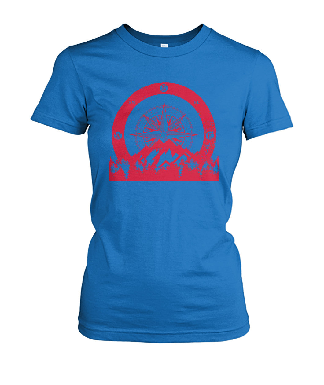 Women's Compass T-Shirt