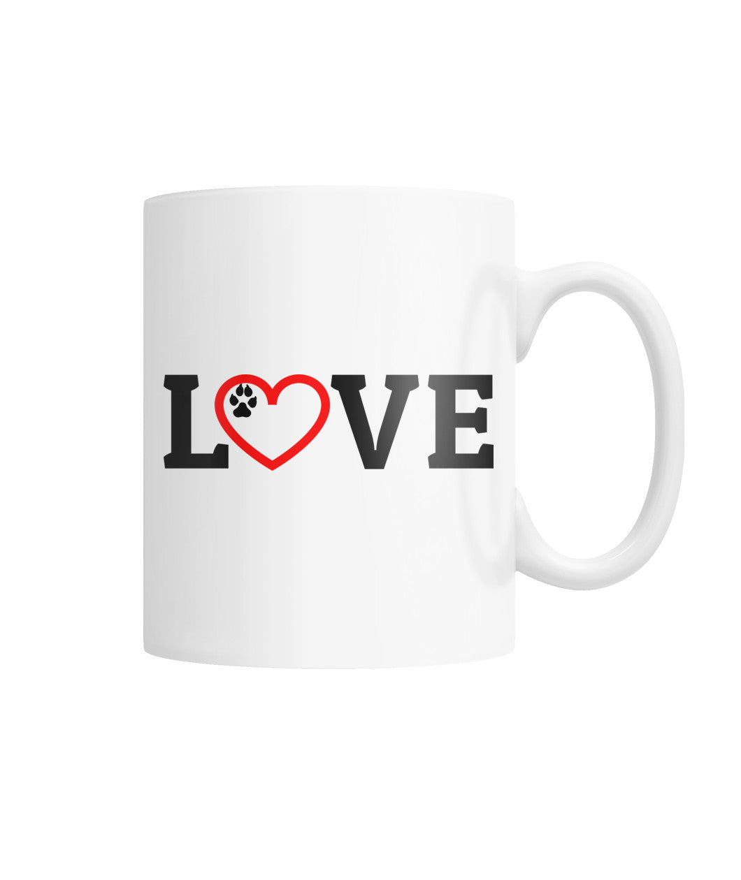 Love Mug White Coffee Mug