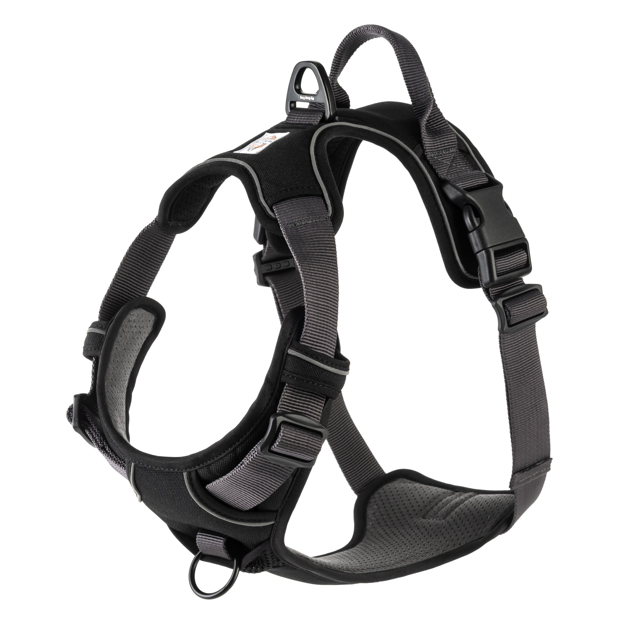 Dog Harness in Black