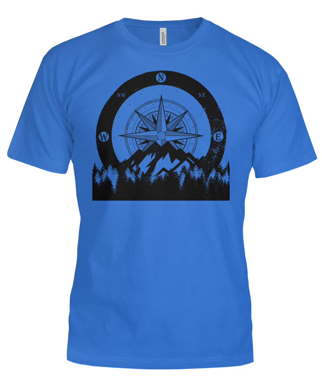 Adventure Awaits - Short Sleeve T-Shirt