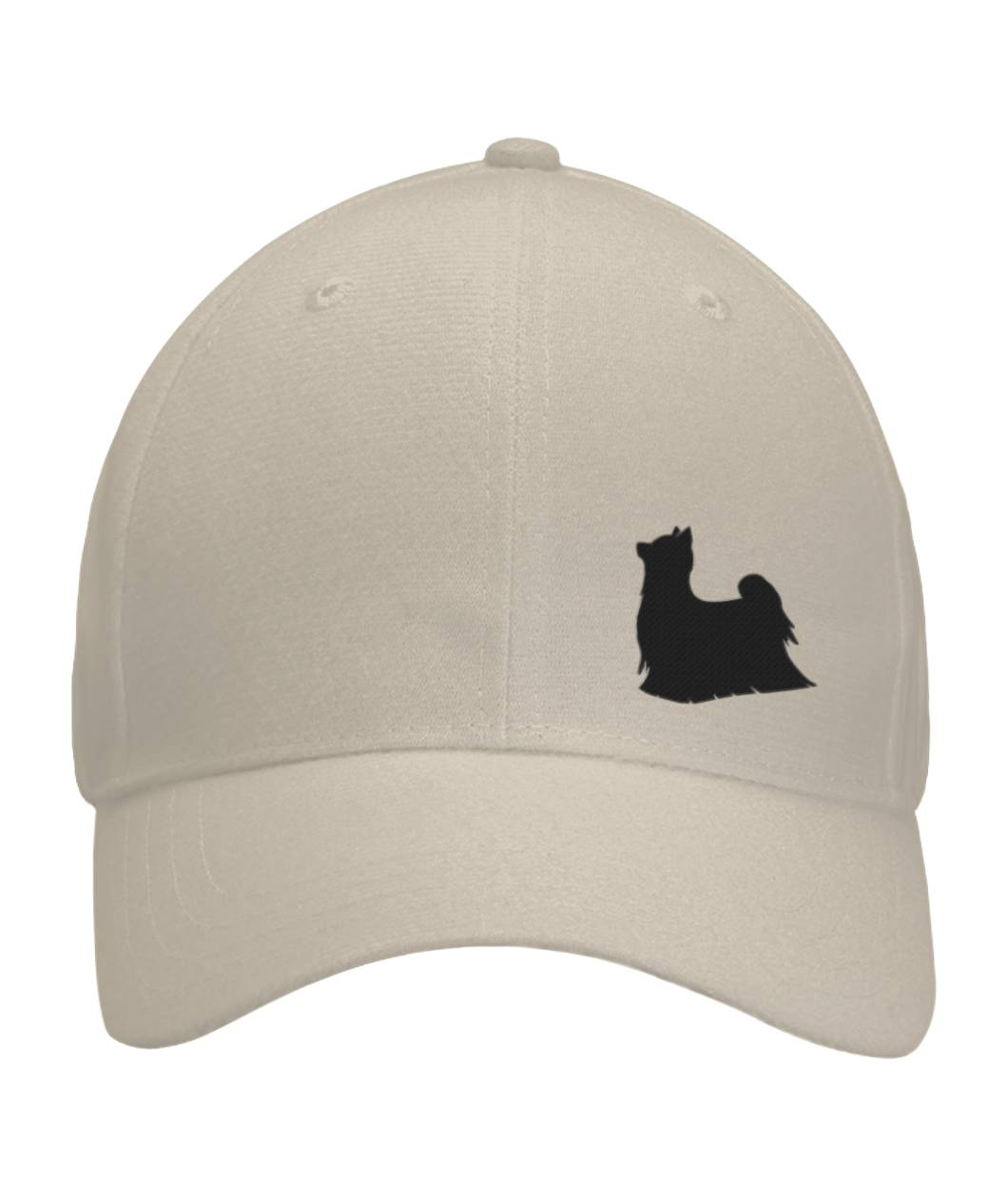 Yorkshire Terrier, Embroidered Cap