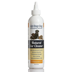 Natural Ear Cleaner - My Busy Dog