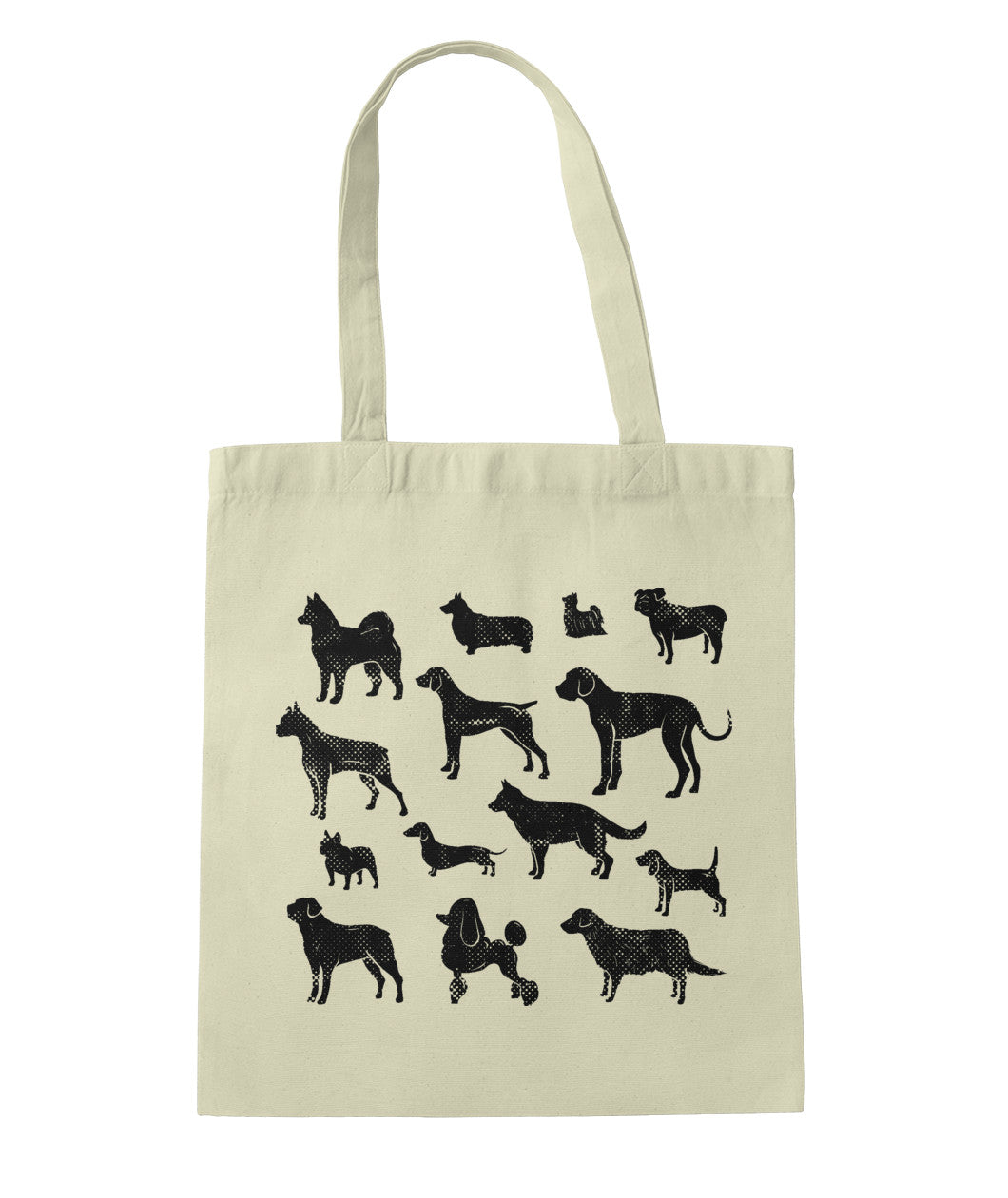 Dog Mom Canvas Tote Tote Bag