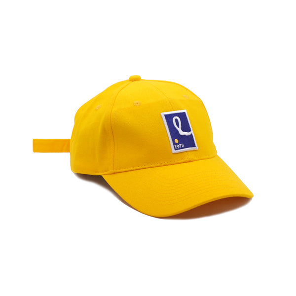 Kaikoura Cap - Yellow
