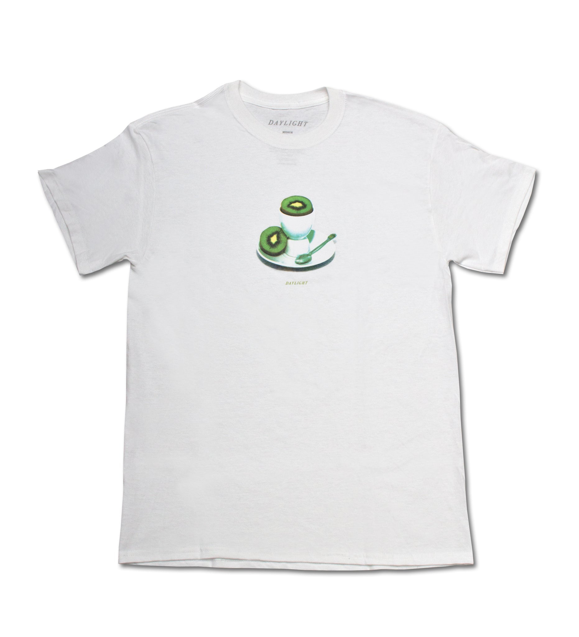 Chinese Gooseberry tee - White