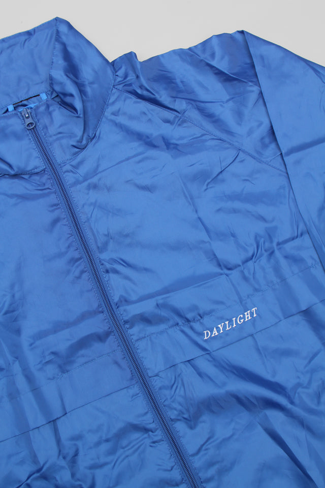 Daylight - Official mini-logo - Lightweight jacket - Royal blue / White