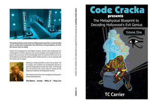 Products tc carrier book code cracka presents the metaphysical blueprint to decoding hollywoods malvernweather Gallery