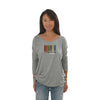 Women's Swatches Long Sleeve Tee