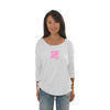 Women's Scratch Surfer Long Sleeve Tee