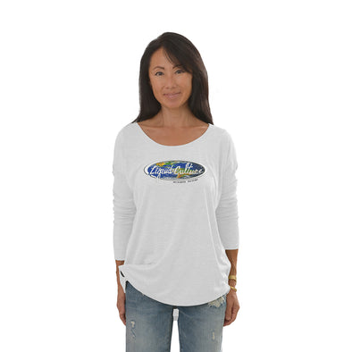 Women's World Long Sleeve Tee