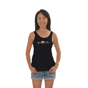 Women's Liquid Culture Logo Tri-Blend Racerback Tank