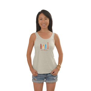 Women's Decisions Tri-Blend Racerback Tank