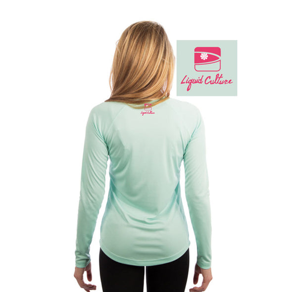 Women's Classic Logo Rash Guard/Outdoors Shirt