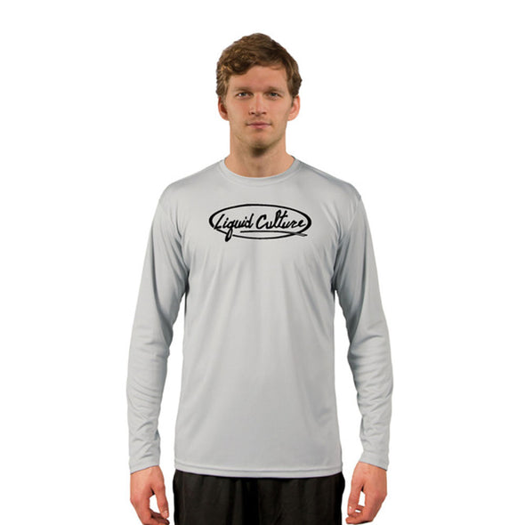 Men's Classic Logo Rash Guard/Outdoors Shirt