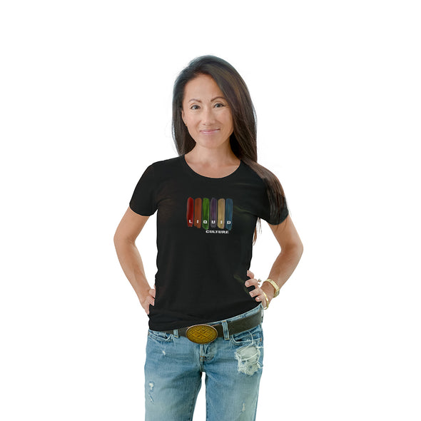 Women's Swatches Crew Neck T-shirt