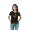 Women's Liquid Girl Crew Neck T-shirt