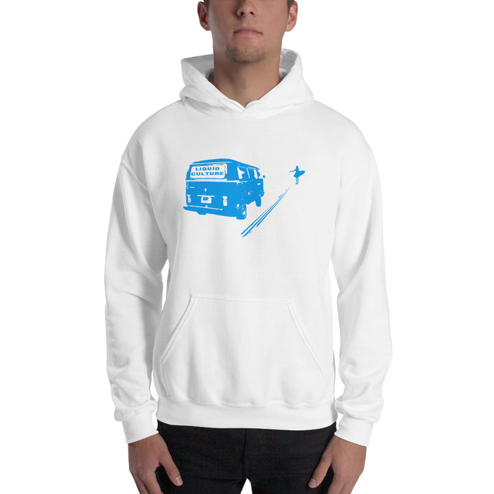Bus Hooded Sweatshirt