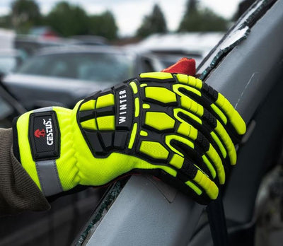 Buyer's Guide: Choosing Winter Work Gloves – Cestus Armored Glove