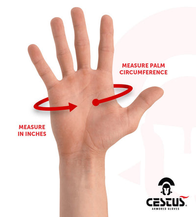 Glove Sizing Guide: How to Measure Hand Size