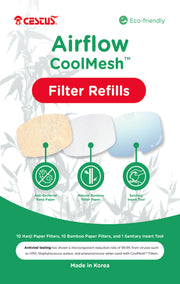 Airflow CoolMesh™ Filter Refills