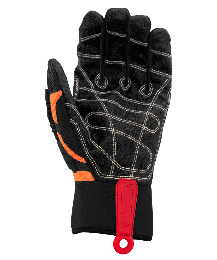 Deep II Grip #3075 Black Palm