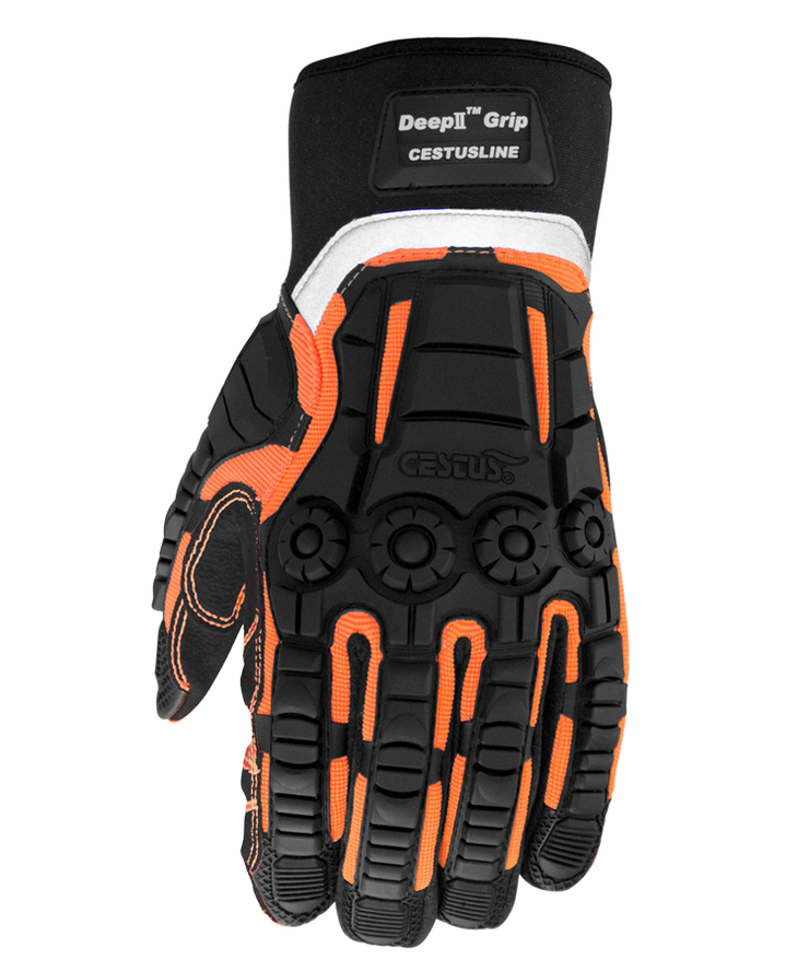 Deep II Grip #3075 Red Palm