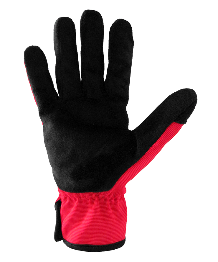 Year Round Comfort Fleece Fabric Glove 1002 (Pack of 2 Pairs)