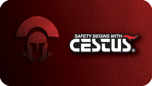 Cestus Armored Gloves - Safety Begins with Cestus (Emailed)