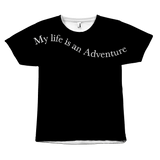 My Life Is An Adventure - memesmerch