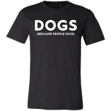 Dogs (Because People Suck) - memesmerch