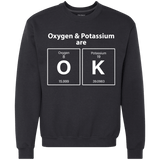 Oxygen & Potassium Are - memesmerch