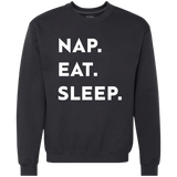 Nap. Eat. Sleep. - memesmerch