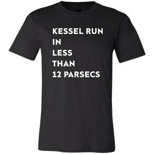 Kessel Run In Less Than 12 Parsecs - memesmerch