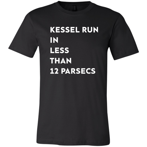 Kessel Run In Less Than 12 Parsecs