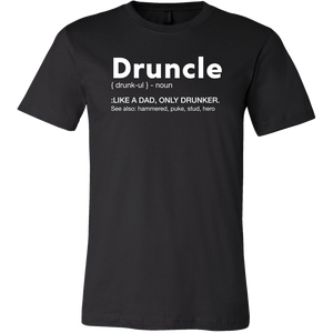Drunkle - Like A Dad, Only Drunker. - memesmerch