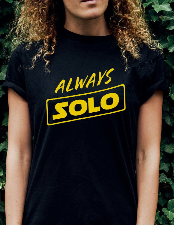always solo - memesmerch