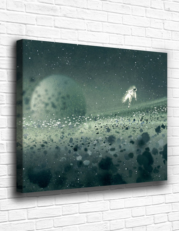 Lost In Space Canvas - memesmerch
