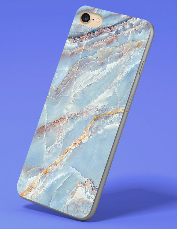 Blue Marble iPhone Case - memesmerch