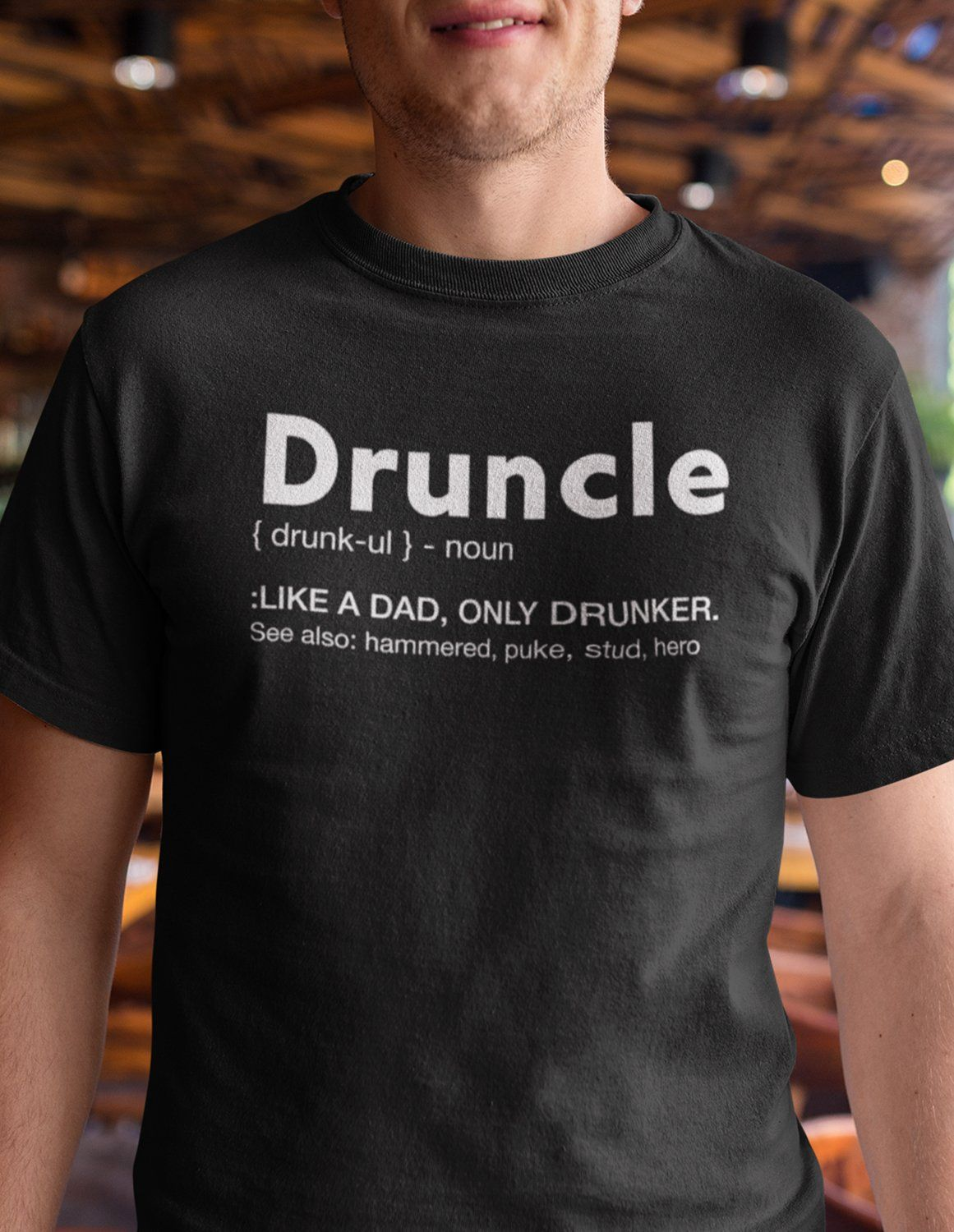 e262affe Drunkle - Like A Dad, Only Drunker. – memesmerch
