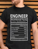 Engineer Nutrition Facts - memesmerch
