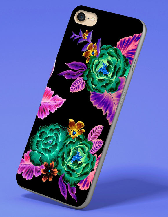 Floral iPhone Case - memesmerch