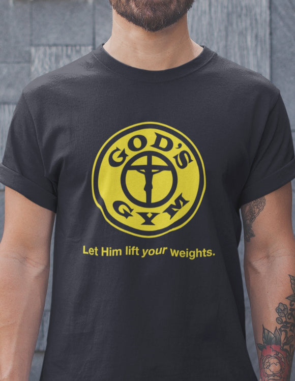 God's Gym - memesmerch