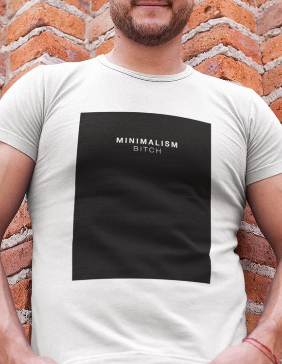 Minimalism Bitch - memesmerch