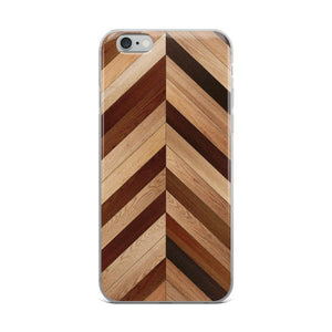 Wood Trim iPhone Case - memesmerch
