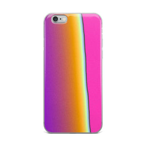 Evocative Of A Sunset iPhone Case - memesmerch