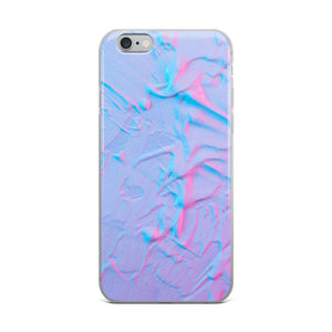 Neon Textured iPhone Case - memesmerch